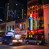 Motion Blur, 6th Street - Austin, Texas