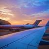 American Airlines Sunrise, Austin-Bergstrom Airport - Austin, Texas