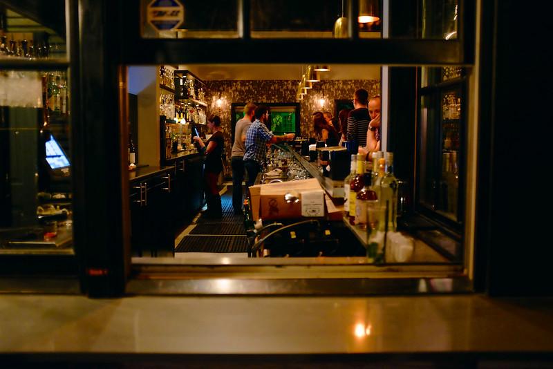 Lucille's Bar, Rainey Street - Austin, Texas