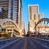 2nd Street Bridge Flare - Austin, Texas
