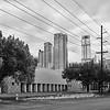 Town Lake YMCA and Skyline - Austin, Texas