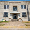 Seaholm Power Plant, Front Door - Austin, Texas