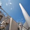 Seaholm Power Plant, Smokestack - Austin, Texas