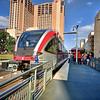 Metro Rail, Downtown - Austin, Texas