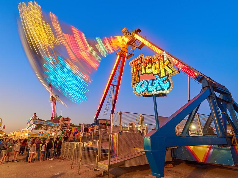 Freak Out, Rodeo Austin - Austin, Texas