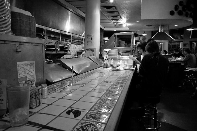 Inside Guero's Taco Bar on South Congress - Austin, Texas
