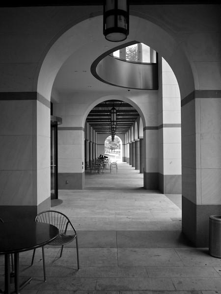 Blanton Curves #1, University of Texas - Austin, Texas