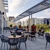 Outdoor Lounge, Archer Hotel - Austin, Texas
