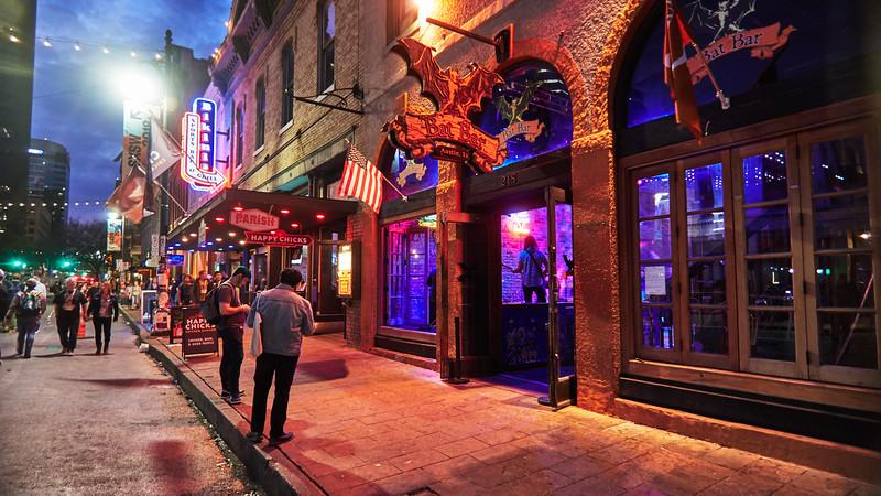 6th Street Cinematics - Austin, Texas