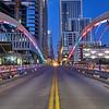Symmetry, 2nd Street Bridge - Austin, Texas