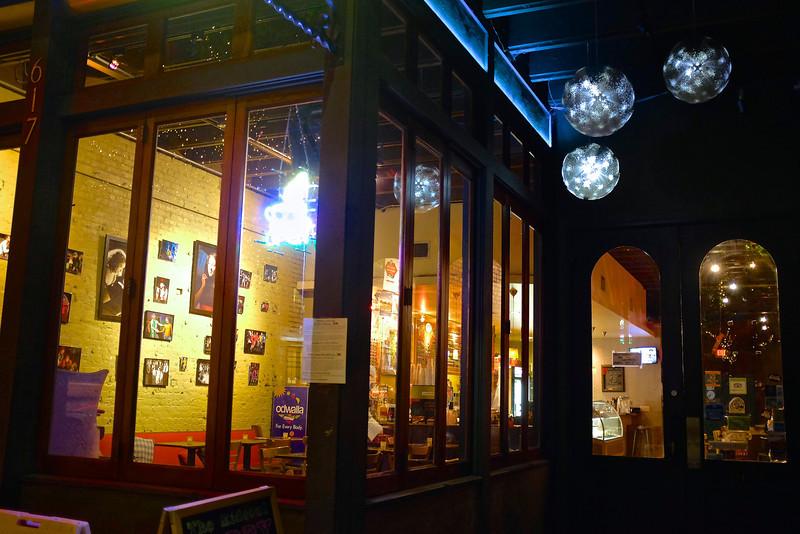 Glowing Orbs, Congress Avenue Store - Austin, Texas
