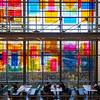 Central Library Interior - Austin, Texas
