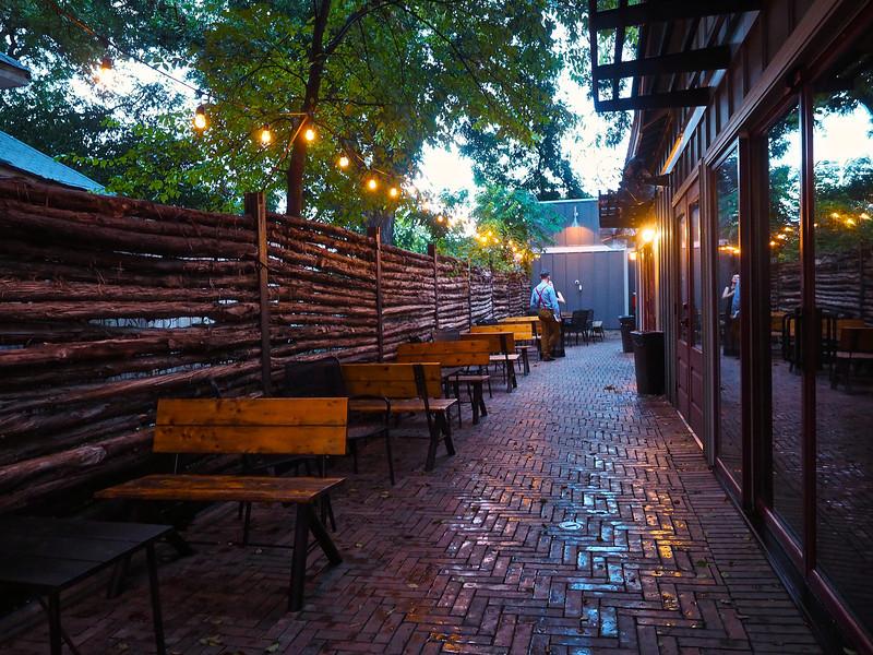 Javalina Bar on Rainey Street - Austin, Texas