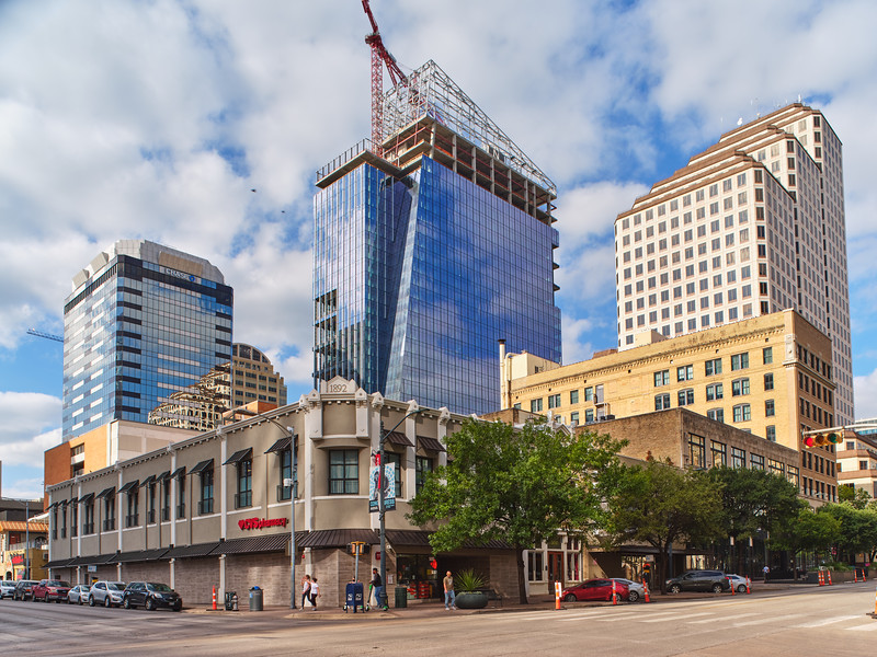 130 years of Architectural Evolution - Austin, Texas