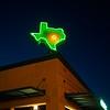 Neon Texas, Burnet Road - Austin, Texas