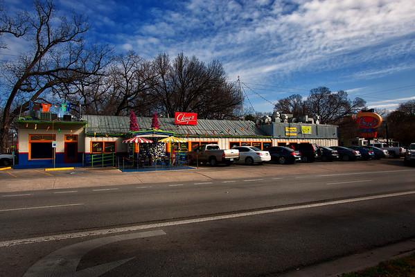Chuy's - Tex-Mex at its' finest!