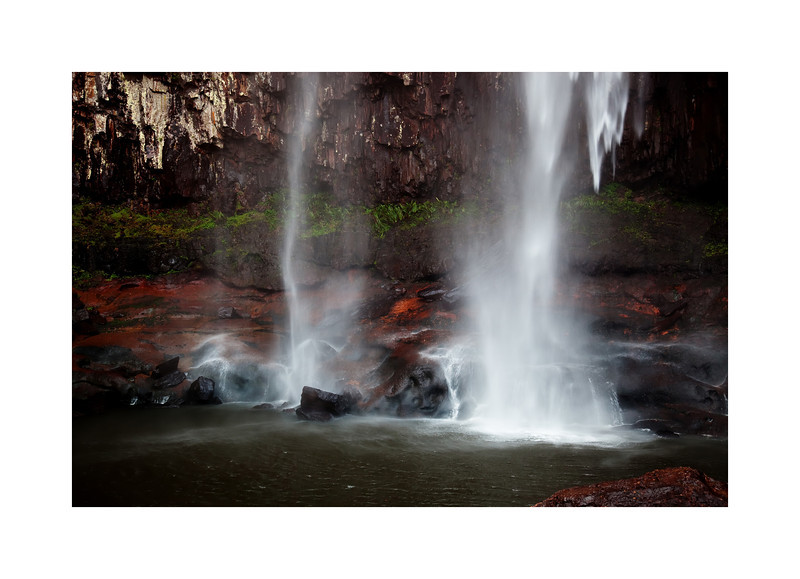 Minyon Falls Base II - Nightcap National Park, Australia.