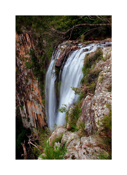 Minyon Falls - Nightcap National Park, Australia.These falls are created by the water from Repentance Creek falling 330ft over the massive rhyolite cliffs which were once part of the mouth of the ancient Tweed Volcano.