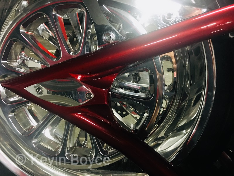 Chrome Wheel Detail
