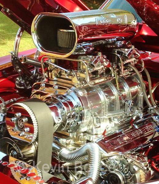 '67 Camaro SS, Work of Art