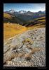 Val da Stabelchod, parc national - Grisons - Septembre 2008