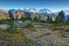 Panorama depuis Emosson - Valais - Octobre 2013