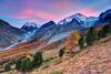 Mont Collon et Pigne d'Arolla - Valais - Octobre 2014