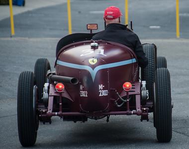 Giddings Alfa Romeo