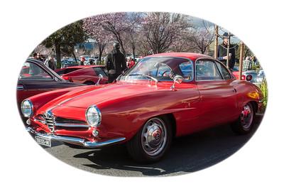 Ferrari and Alfa Romeo Clubs at Blackhawk Museum