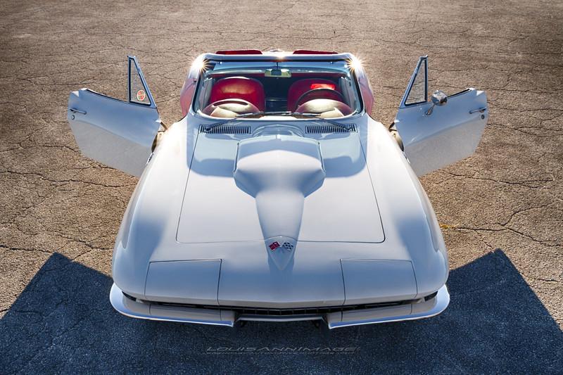 '65 Corvette Sting Ray Big Block Roadster