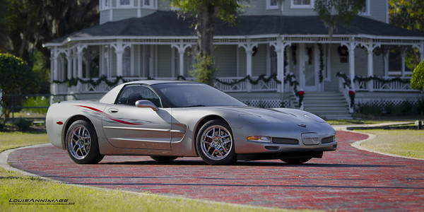 1999 Corvette Fixed Roof Coupe - Old Town Ver 1