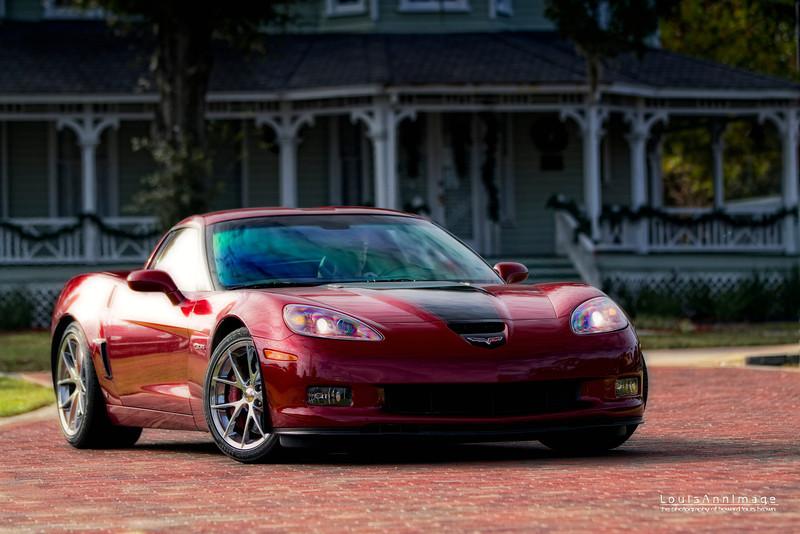 2008 Corvette Limited Edition Z06