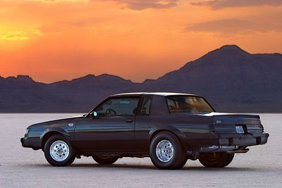 1987 Buick Grand National GNX