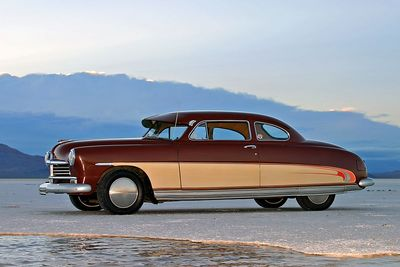 1949 Hudson Super Six Coupe