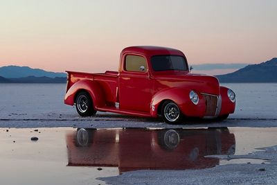 1941 Ford Custom Pickup Truck