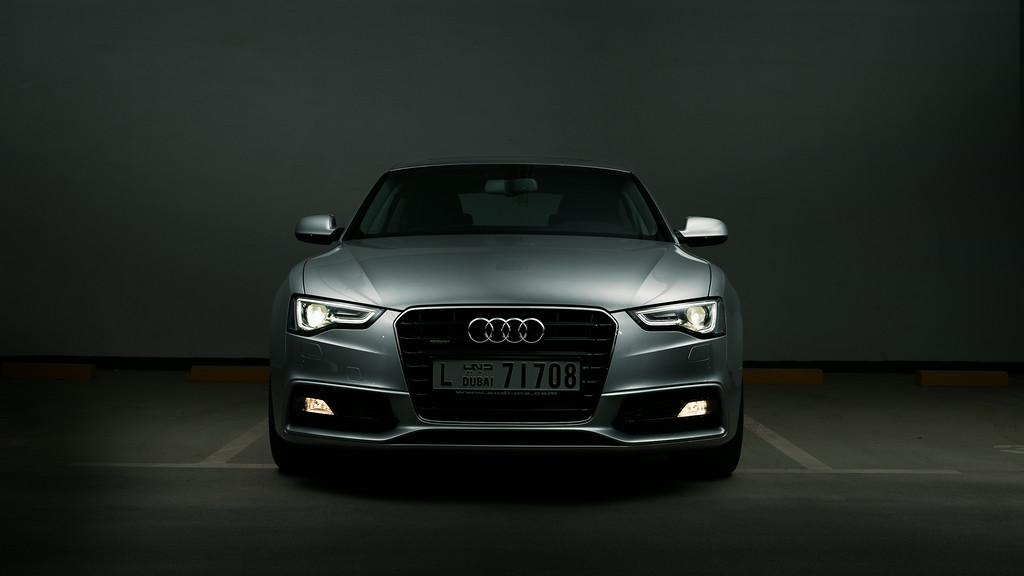 2013 Audi A5 Sportback