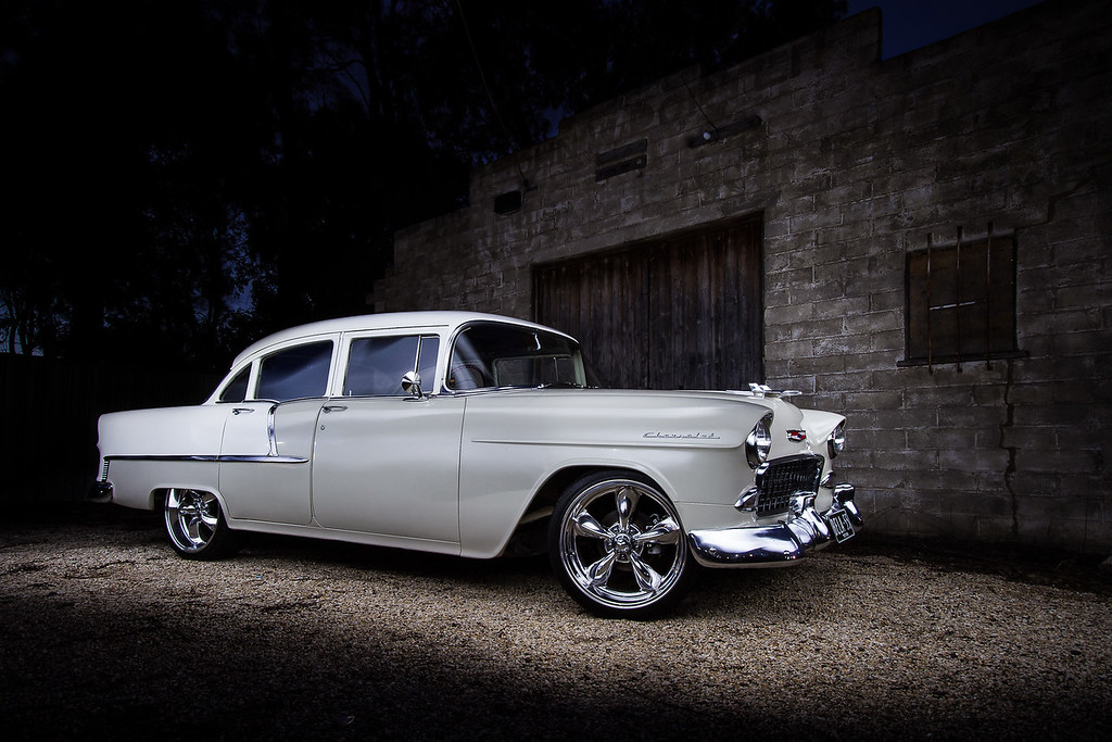 Chevrolet Bel Air - Seymour