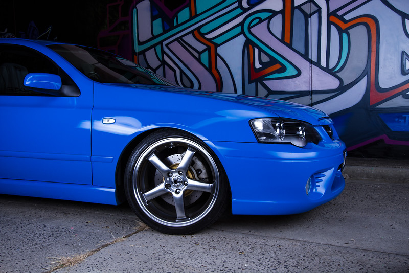 Ford BF Falcon XR6 Turbo - Melbourne
