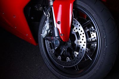Ducatti 996 Motorcycle - Brisbane
