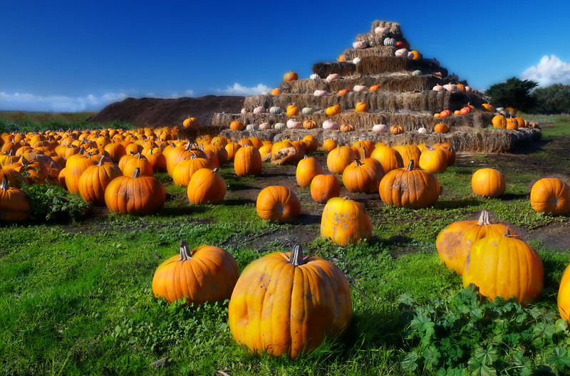 Pumpklin Pyramid*