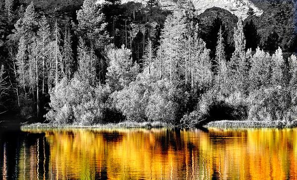 Magic Mirror  Sierra Nevada Range, California
