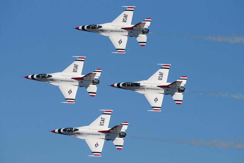 The Thunderbirds.