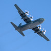 RCAF CC-130 Hercules Cargo plane at CFB Greenwood