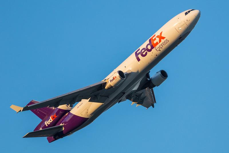 FedEx | DC-10 | IAH | 2014