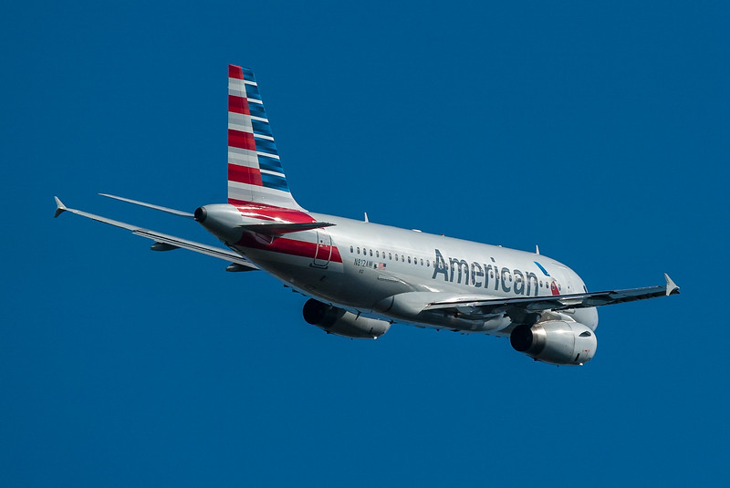 American | A320 | IAH | 2016