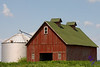 """Red Barn with Silo in Spring""<br /> <br /> POTD - Open Category - 02/13/2007 -  <a href=""http://www.digitalphotonut.com"">http://www.digitalphotonut.com</a>"