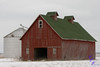 """Red Barn with Silo in Winter""<br /> <br /> POTD - Open Category - 01/29/2007 -  <a href=""http://www.digitalphotonut.com"">http://www.digitalphotonut.com</a>"