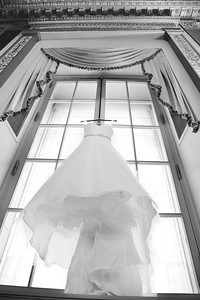 Le Cape Weddings - Chicago Cultural Center Weddings - Kaylin and John - 01 Dress and Pretty Details 3