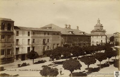 Plaza del Pan-Ayer