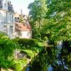 Bruges, an Unesco World Heritage Site in Flanders, Belgium, Europe